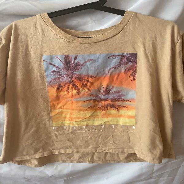 Camiseta Hollister Vintage