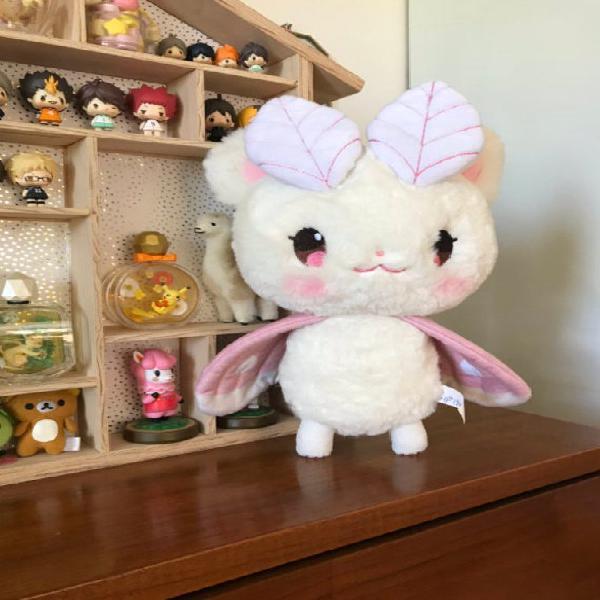 Edición limitada, peluche mousemoth, mousemoth squad