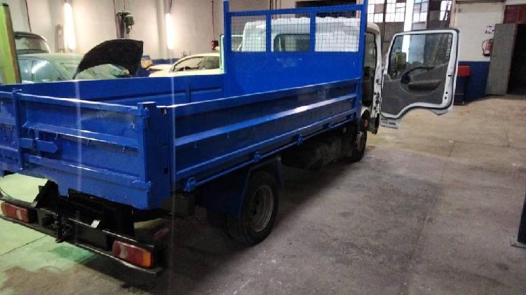 Nissan cabstar dump tipper truck en venta