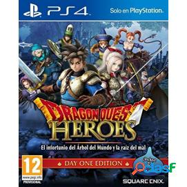 Dragon quest: heroes day one edition ps4