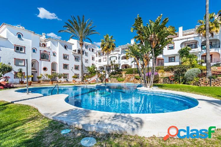 Apartamento dúplex en la reserva de marbella
