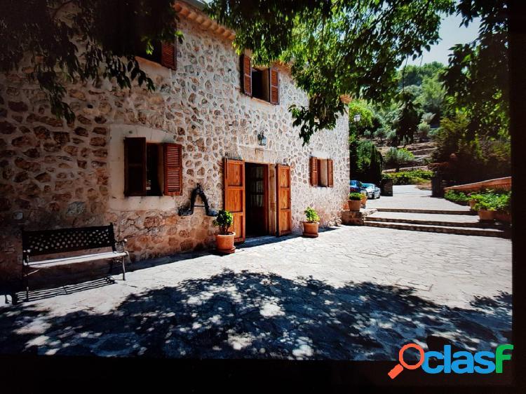 Finca rústica con vistas panorámicas - Valldemossa 2