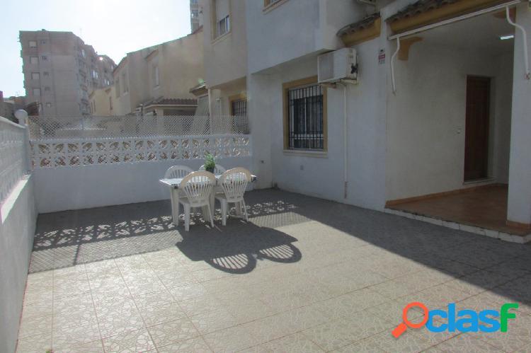 Chalet Adosado en Residencial Baleares (Aguas nuevas Torrevieja). 3