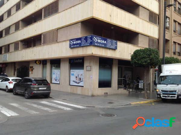 Amplio local comercial en av el vedat, torrente