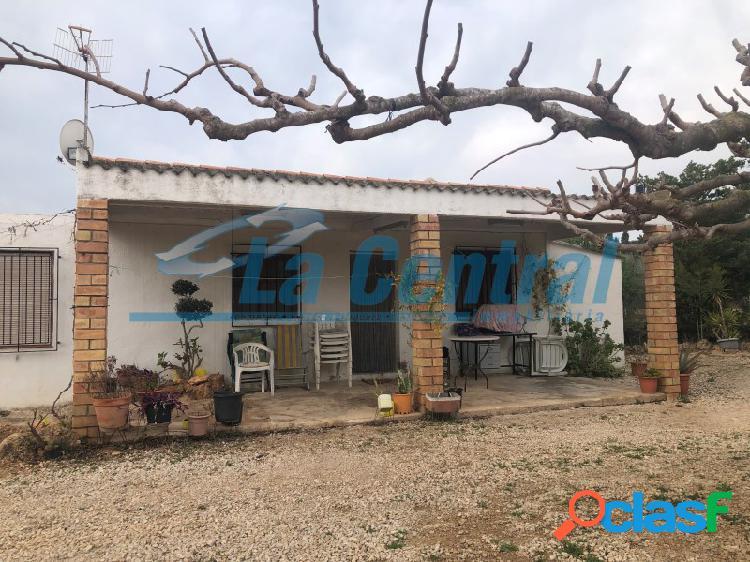 Casa de campo en venta en Roquetes. Inmobiliaria Tortosa 11298
