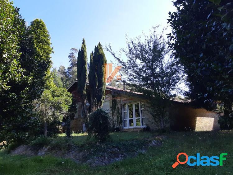 Casa rústica en Santiago