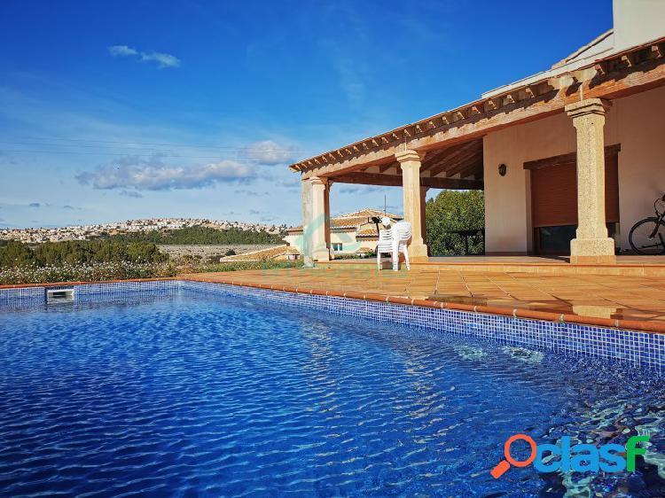 Villa lujo en venta en Gata de Gorgos a un paso de la localidad 2