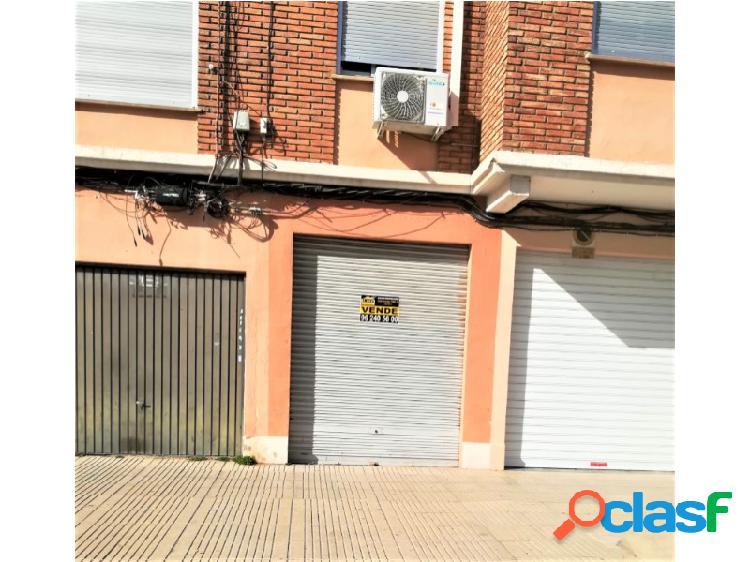 Garaje independiente cerrado-local