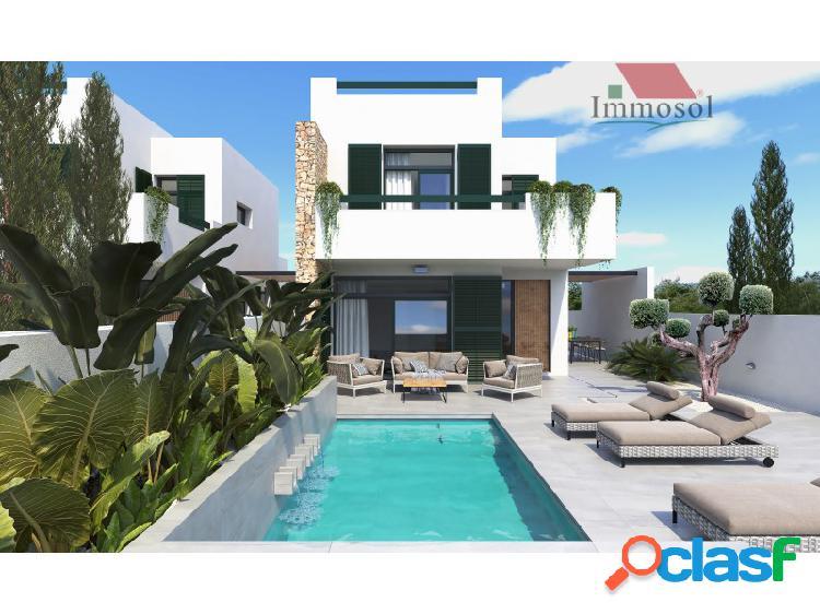 Magníficas villas con piscina privada