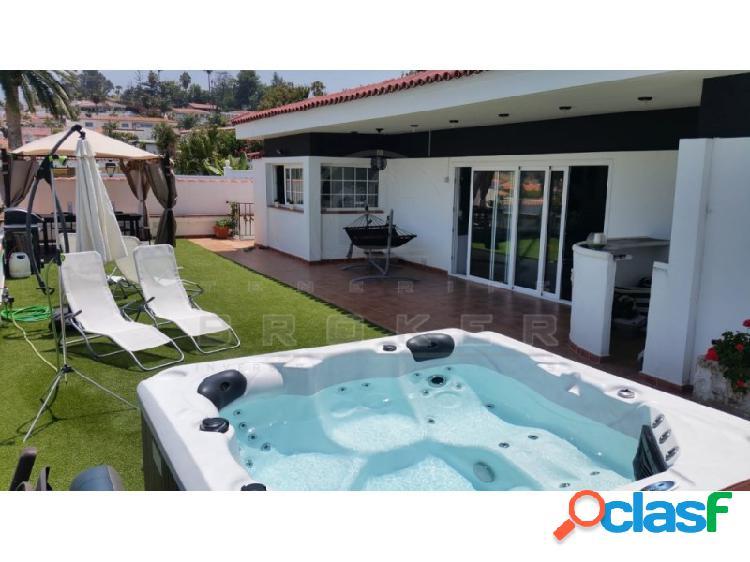 La casa ideal en una sola planta con bellas vistas..