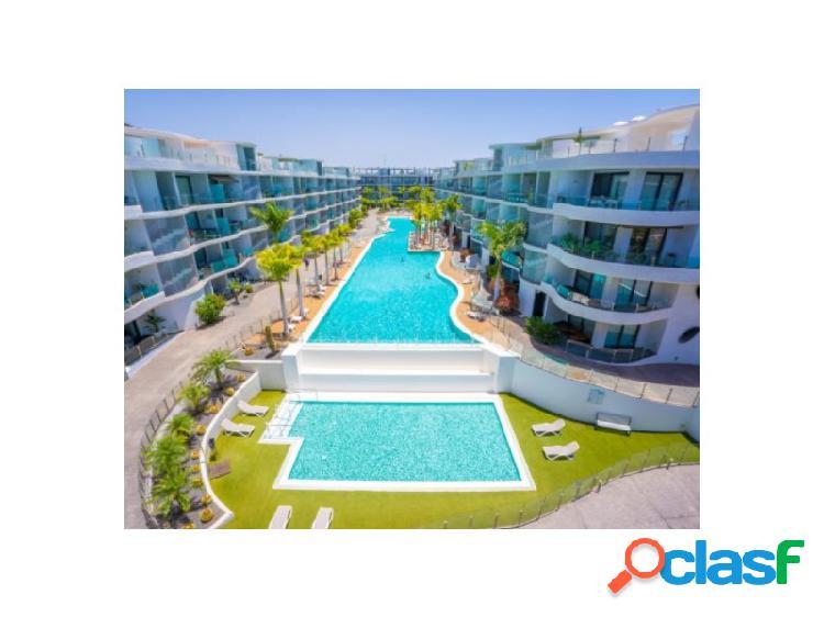 En alquiler Apartamento moderno 2 habitaciones y 2 baños y terraza soleada