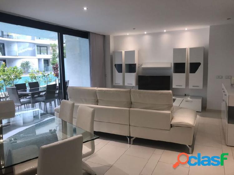 En alquiler Apartamento moderno 2 habitaciones y 2 baños y terraza soleada 1