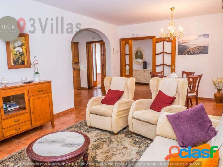 Chalet 3 habitaciones, Duplex Venta Ciutadella 3