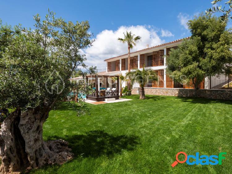 Casa de pueblo en venta en Calviá. Inmobiliaria Mallorca Puro Agents 1