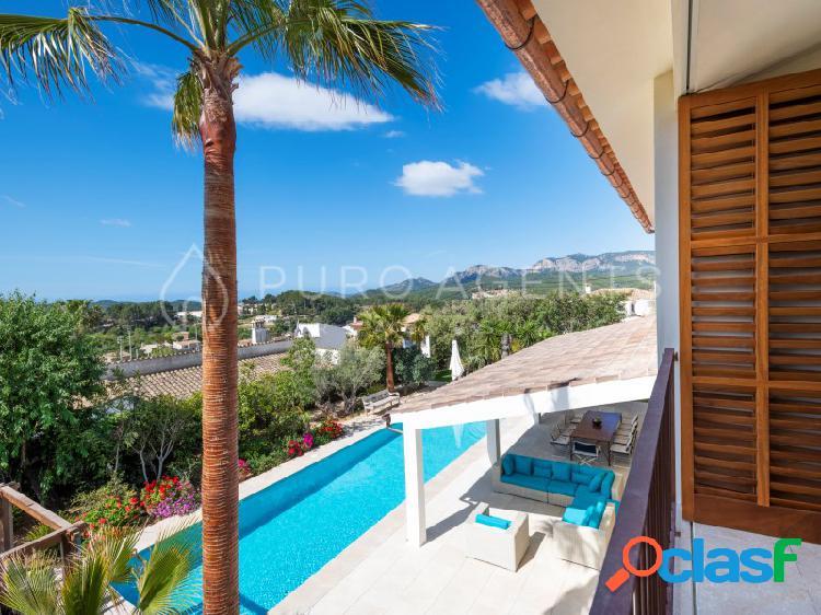 Casa de pueblo en venta en Calviá. Inmobiliaria Mallorca Puro Agents 3