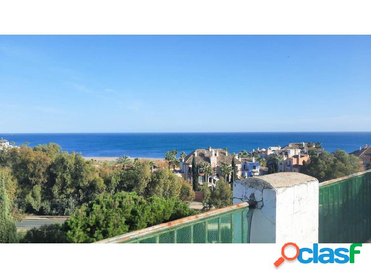 Apartamento vistas frontales al mar casares costa