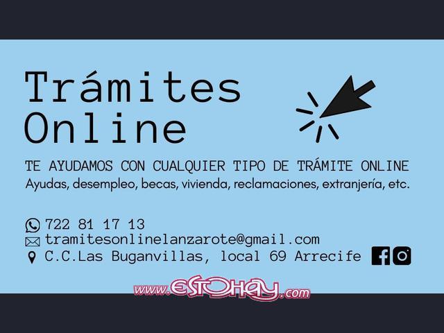 Tramites online