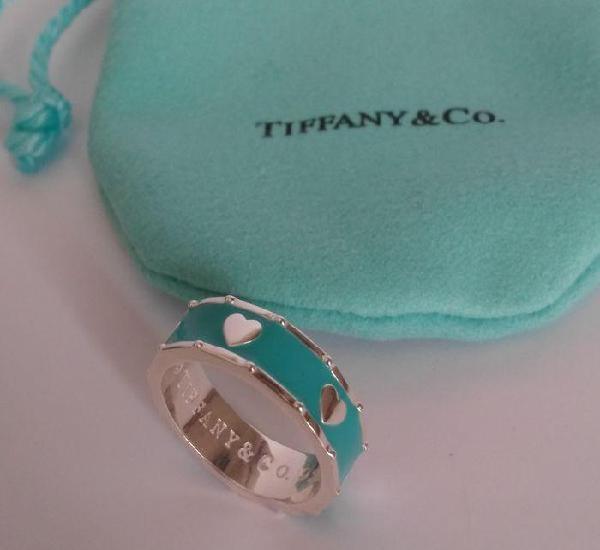 Bonito anillo de plata 925 de la prestigiasa firma