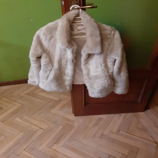 Abrigo de niña nuevo