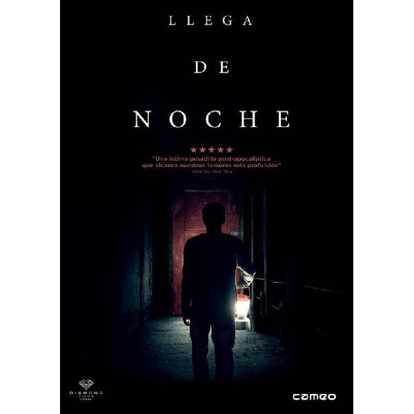 Llega de noche (it comes at night)