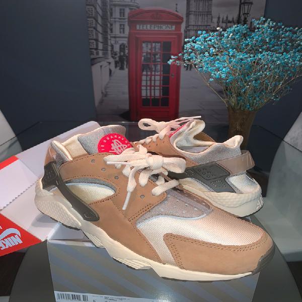 Nike huarache x stussy size 8/41
