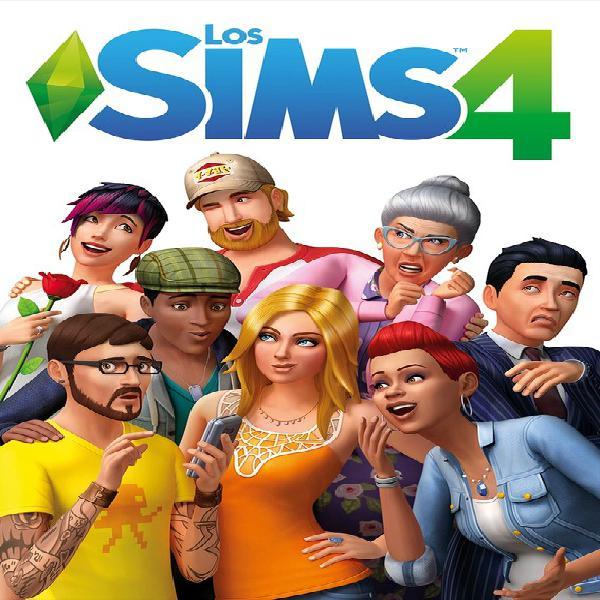 Sims 4 pc/mac junto con expansiones y cuenta de origin