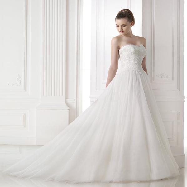Vestido de novia – pronovias, mena
