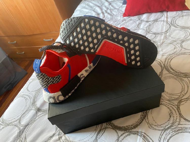 Zapatilla adidas nmd_r1 talla 43 1/3