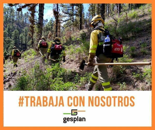 Equipos de intervención y refuerzo en incendios forestales