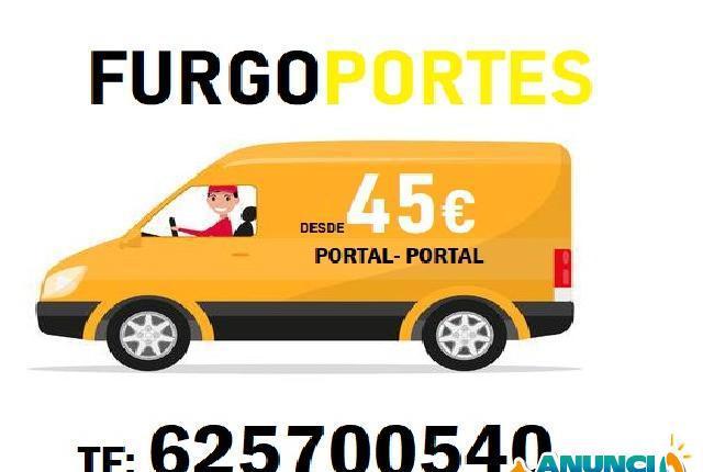 Portes en parla(45€) 625+700540:precios económicos r -