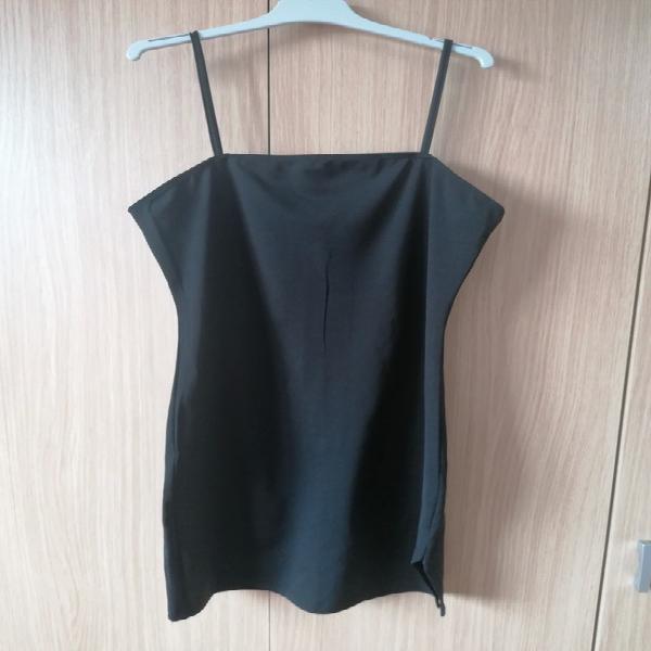 Vestido negro de shein