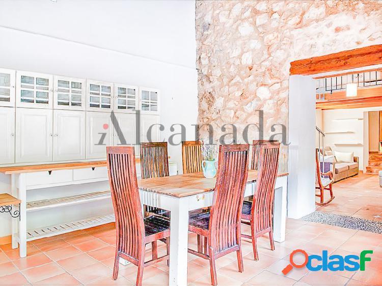 Visite esta finca con piscina en Alaró con Inmobiliaria Alcanada 3