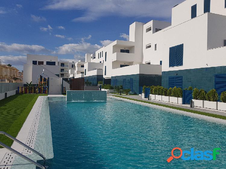 Apartamentos en playa flamenca