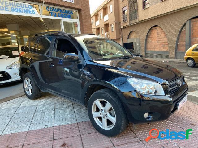 TOYOTA RAV4 diesel en Puertollano (Ciudad Real) 3