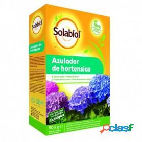 Sbm solabiol, fertilizante azulador para hortensias, 100% orgánico, 500 gr