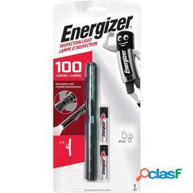 Energizer linterna de inspección de 100 lúmenes, ipx4, resistente agua y caídas. 50 metros
