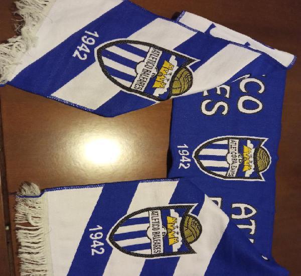 Atletico baleares scarf football futbol bufanda sciarpa