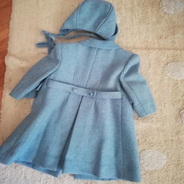 Abrigo niño 2 años