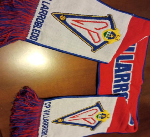 Cp villarrobledo scarf football futbol bufanda sciarpa