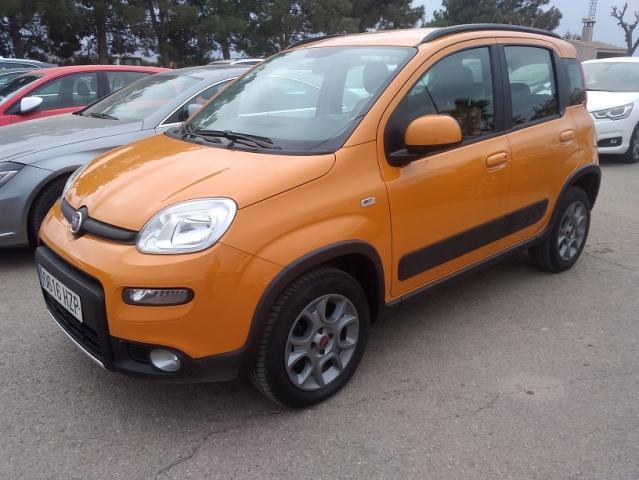 Fiat panda 4x4 cross 1.3 diesel 80 cv.
