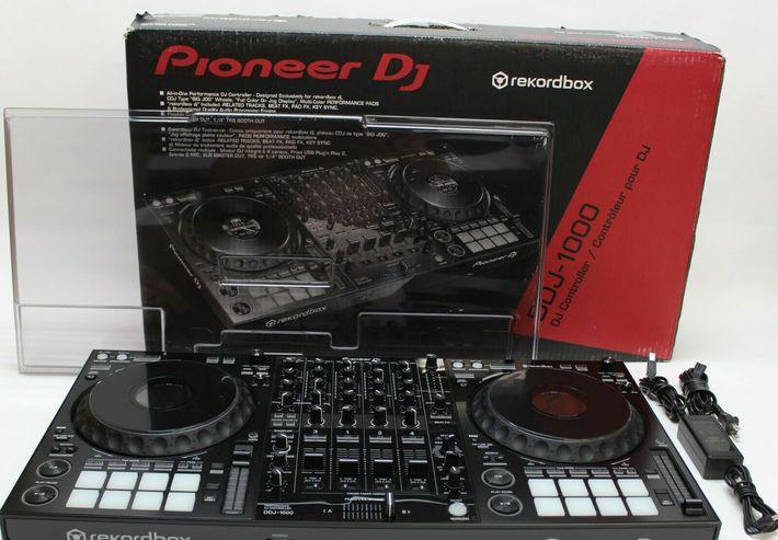 Pioneer ddj 1000, pioneer ddj sx3, pioneer cdj