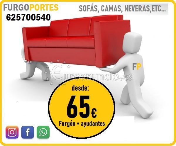 Sofás-neveras alcorcón (625r700540) portes 65eu