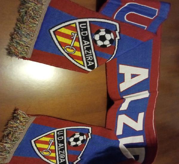 Ud alzira scarf football futbol bufanda sciarpa calcio