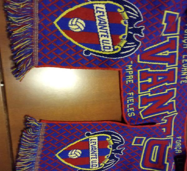 Ud levante scarf football futbol bufanda sciarpa calcio