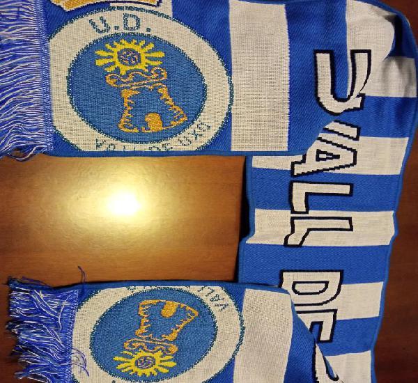 Ud vall de uxo scarf football futbol bufanda sciarpa calcio