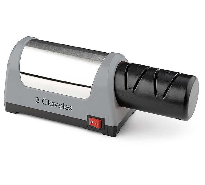 3 claveles afilador cuchillos eléctrico 9402