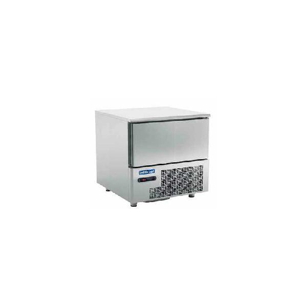 Abatidor congelador de temperatura 5 bandejas gn 1/1 o