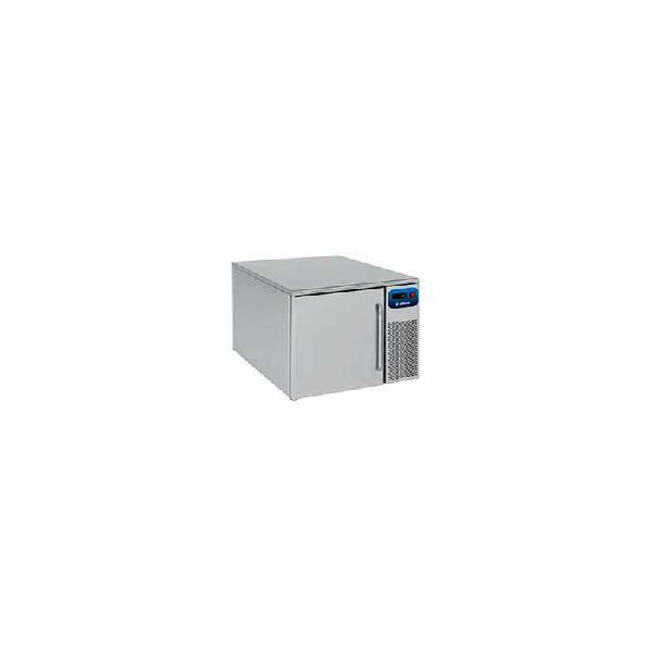 Abatidor de temperatura compacto de 3 bandejas gn 1/1 edenox