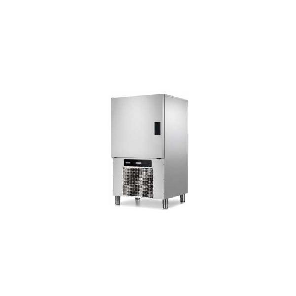 Abatidor de temperatura rápido 10 bandejas gn1/1 o 60x40