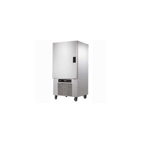 Abatidor de temperatura rápido 15 bandejas gn1/1 o 60x40